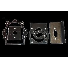 Набор прокладок для триммера 52PRO см3, подходит для мотобура, 5шт.