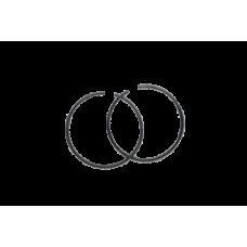 Кольцо поршневое 52 см3 (45мм) для бензопил