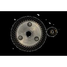 Кон. пара для УШМ 180-230 Китай(Карась две лыски)вн. диам 65мм, внутр.14мм,37з., шт