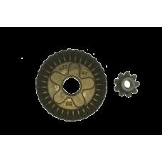 Кон. пара для Bosch GWS-115-125 (2609110150), шт
