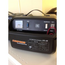 Устройство зарядное ПАРМА-Электрон УЗ-10 (100Вт, 12В, 20-92Ач)