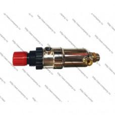 010249К Редуктор для компрессора с отстойником для воды большой