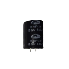 010368(400WV/680мф) Конденсатор для сварочных аппаратов инверторного типа 680мф, высокотемпературный