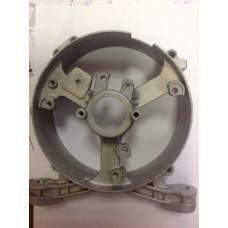 010409(2,2-2,8) Задняя крышка бензогенератора, опора статора