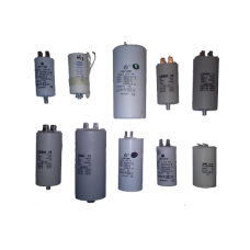 010151R1 конденсаторы пуско-рабочие марки СВВ-60,450 Вт  80мкф с болтом с 4-мя клеммами