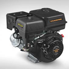 Двигатель CARVER 177F 4-такт., 9л.с. (вых.вал S-type, D=25 мм)