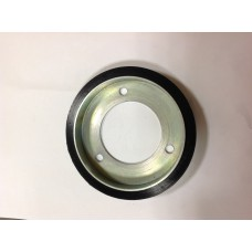 Кольцо фрикциона снегоуборщиков (внутр. d-115мм.) (П/У на метал.диске)CHAMPION ST 761, 969, 1076,B$S